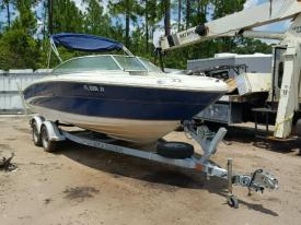Salvage Sea Ray 370 AFT CA