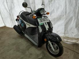Salvage KYMCO USA INC SCOOTER